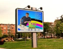 Óriás plakát