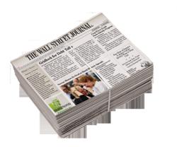 Folyóirat, újság nyomtatás